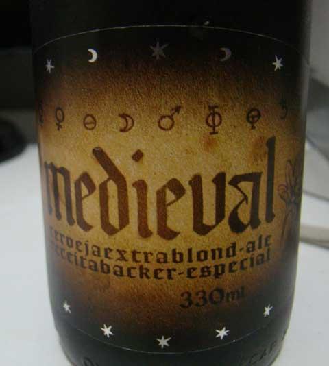 Cerveja Medieval