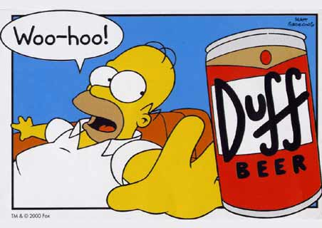 A cerveja do Homer!