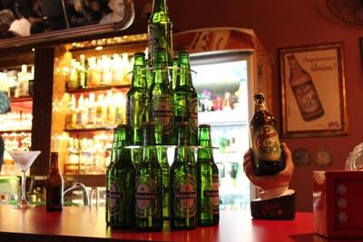 Heinekens.