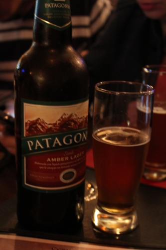 Patagomia Amber Lager.