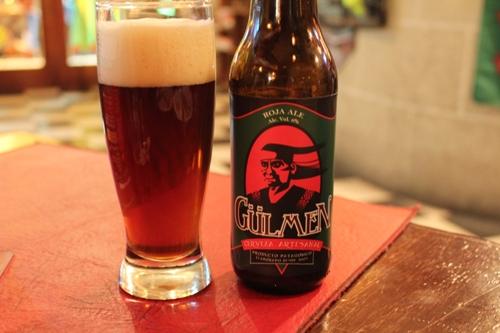 Gülmen Rojo Pale Ale.