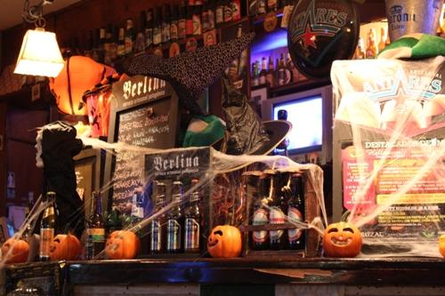 Halloween no Cruzat.
