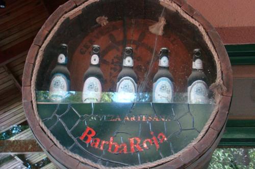 Cervejaria Barba Roja.