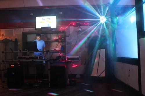 Bar com DJ!