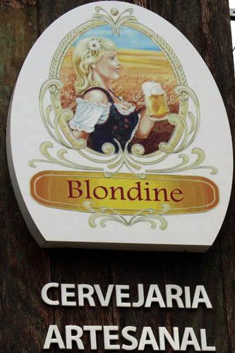 Blondine Microbewery.