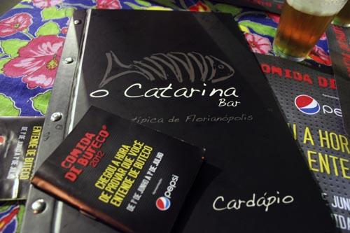 O Catarina Bar.