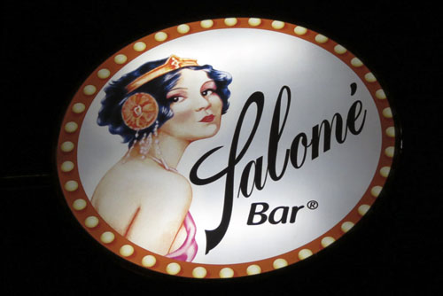 Salomé Bar Leopoldina.