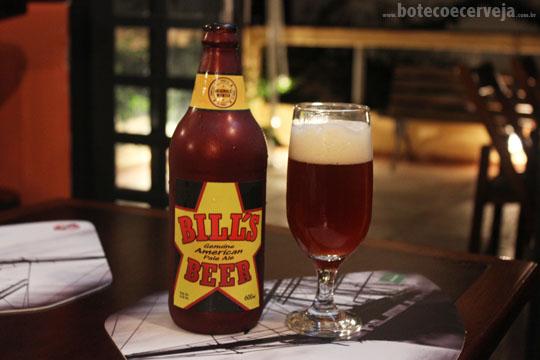 Pier 1327: Mistura Clássica Bill's Beer.