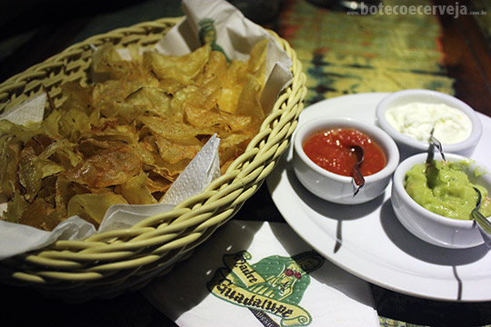 Madre Guadalupe: Chips de Camote.