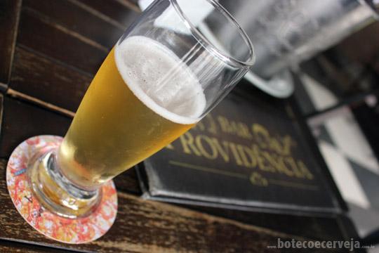 Bar Providência: Original no copo.