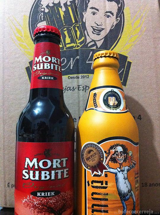 Beer 4 u: Mort Subite Original e Amnésia.