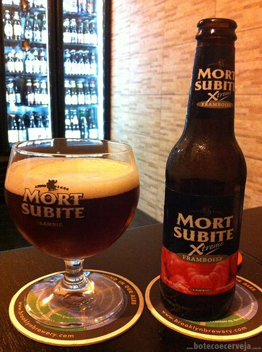 Beer 4 u: Mort Subite Framboise.