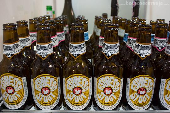 Cervejaria Hitachino.