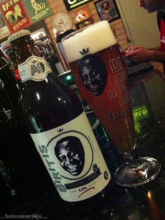 Cerveja e chope Biritis, Mussum.