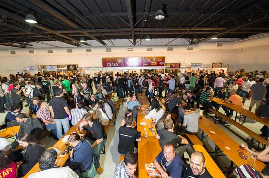 Beer Experience 2012.