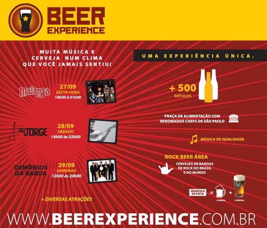Beer Experience 2013.