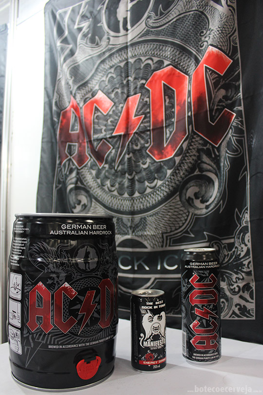 Beer Experience 2013: Cerveja AC/DC.