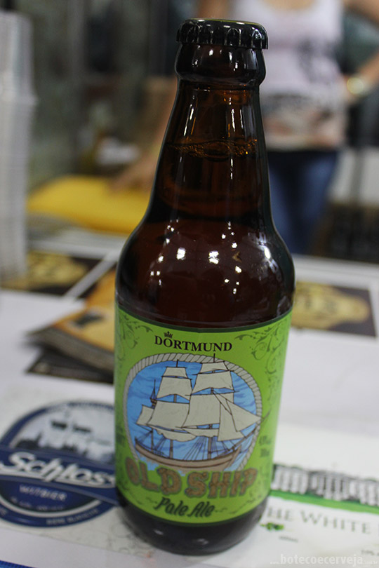 Beer Experience 2013: Dortmund Old Ship Pale Ale.