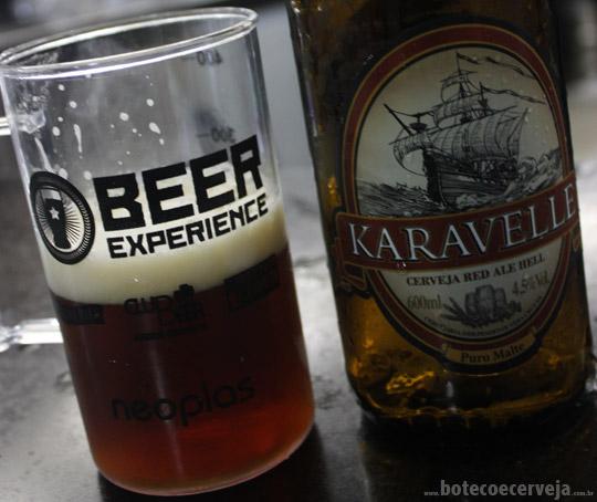 Beer Experience 2013: Karavelle Red Ale.