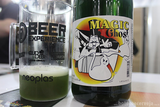 Beer Experience 2013: Fantome Magic Ghost.