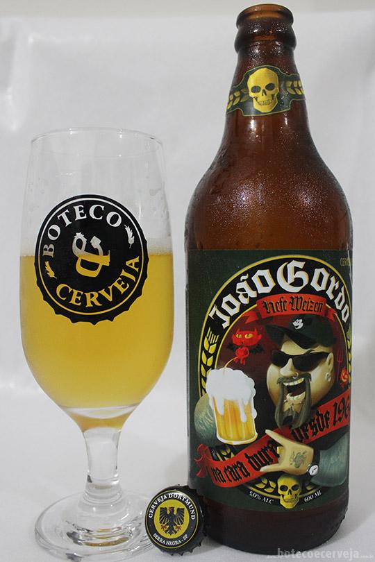 Cerveja João Gordo Hefe Weizen