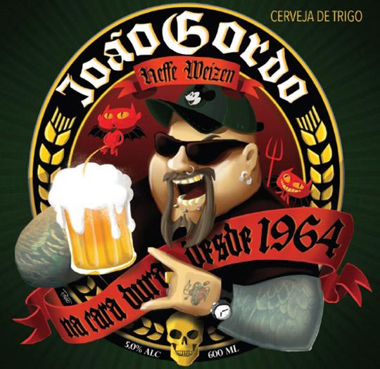 Cerveja João Gordo Hefeweizen