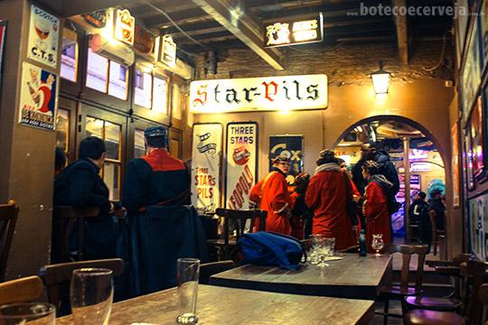 Delirium Café Bruxelas