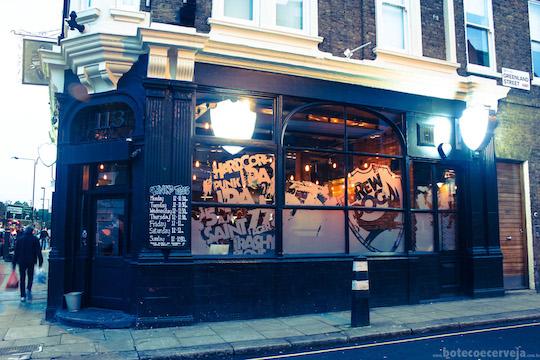 BrewDog Camden Town.