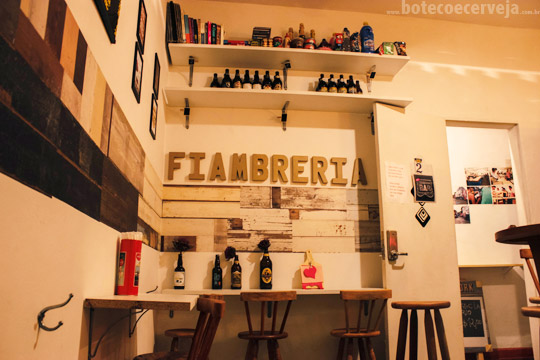 Fiambreria Bar.
