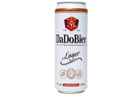 Lata DaDo Bier Lager 710ml