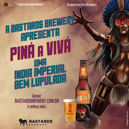 Bastards Brewery: Piná a Vivá