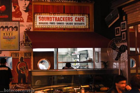 Soundtrackers Café