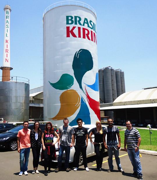 Tour Brasil Kirin