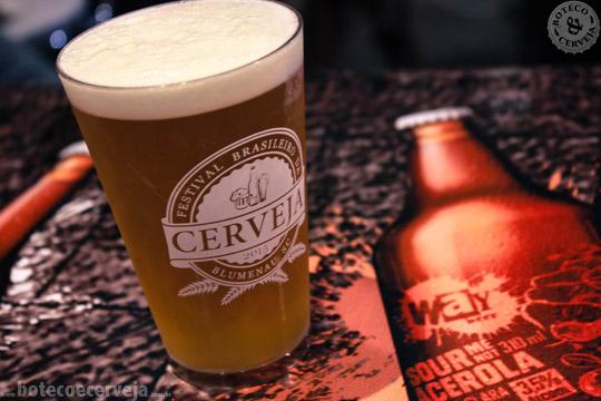 Festival Brasileiro da Cerveja 2015: Saque IPA Way Beer