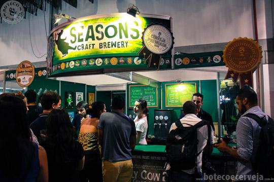 Festival Brasileiro da Cerveja 2015: Cervejaria Seasons