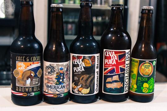 Festival Brasileiro da Cerveja 2015: Cervejaria Cevada Pura