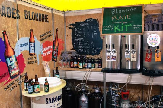 Festival Brasileiro da Cerveja 2015: Blondine