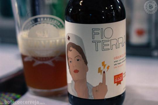 Festival Brasileiro da Cerveja 2015: Fio Terra Cervejaria Urbana