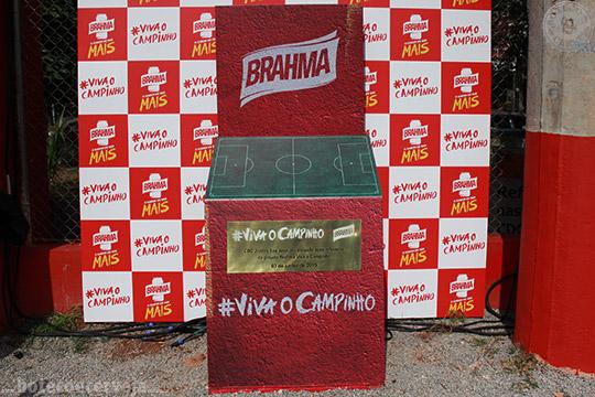 Brahma #vivaocampinho