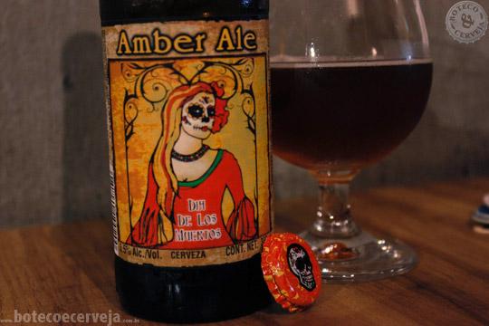 Barcearia: Dia de Los Muertos Amber Ale