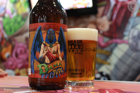 Degusta Beer 2015 Tupi Damabier