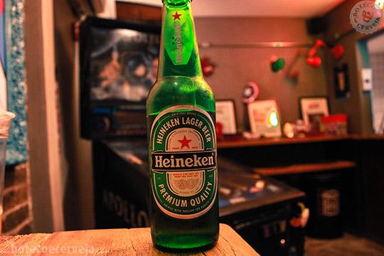 Stunt Burger: Heineken