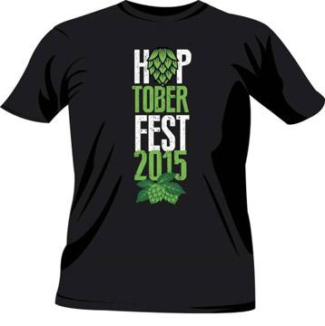 Camiseta Hoptoberfest 2015