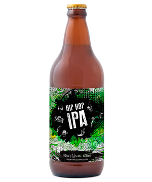 Mr. Beer Hip Hop IPA