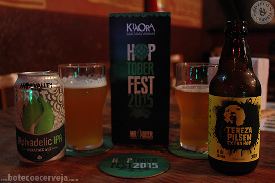 Hoptoberfest 2015 Kiaora Mr.Beer