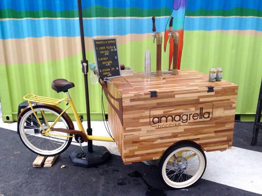 Amagrella Hopbike