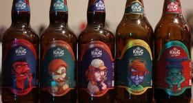 Krug Bier - Linha Expressionista
