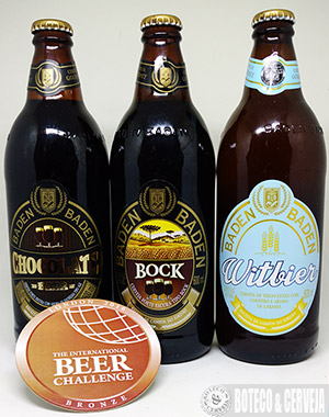 International Beer Challenge Brasil Kirin Bronze