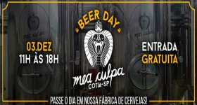 Mea Culpa Beer Day