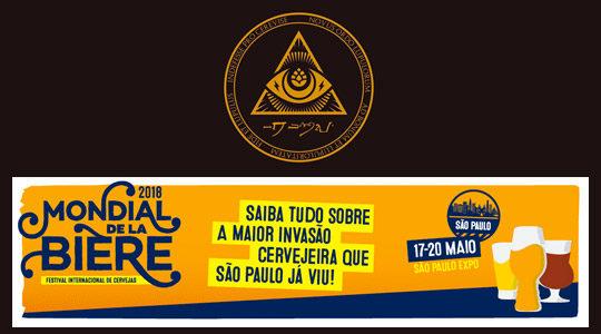7e84f14674 Dogma lança a cerveja Morning Gringo no Mondial de La Bière 2018